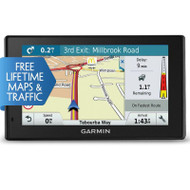 Garmin Drivesmart 51LMT-S GPS Sat Nav - UK & ROI - Free Lifetime Maps & Live Traffic