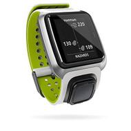 TomTom Golfer GPS Bluetooth  Golf Watch Rangefinder - White