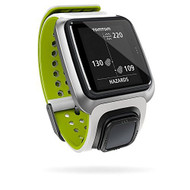 TomTom Golfer GPS Bluetooth  Golf Watch Rangefinder - White