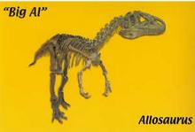"""""""Big Al"""" (postcard)"""