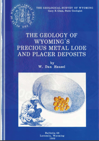 Geology of Wyoming's Precious Metal Lode and Placer Deposits (1989)