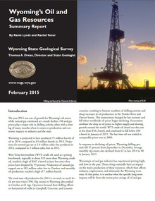Wyoming's Oil and Gas Resources: Summary Report (2015)