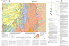 Geologic Map of the Laramie 30' x 60' Quadrangle, Albany and Laramie Counties, Wyoming