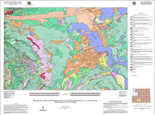 Preliminary Surficial Photogeologic Map of the Red Desert Basin 30' x 60' Quadrangle, Sweetwater County, Wyoming