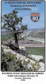 A Geologic Traverse Across Wyoming Following U.S. Interstate 80 (1996)