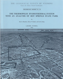 The Thermopolis Hydrothermal System with an Analysis of Hot Springs State Park