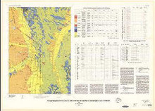 Engineering geologic map of the Sheridan Quadrangle, Sheridan County, Wyoming
