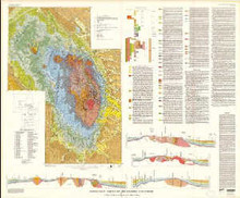 Geologic map of the Black Hills area, South Dakota and Wyoming