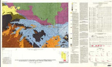 Geologic map and distribution of heavy minerals in Tertiary anduppermost Cretaceous rocks of the Douglas 30' x 60' Quadrangle, Converse and Platte counties, Wyoming