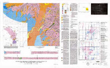 Geologic map and geochronology of the Precambrian and adjacent rocks of the Dodge Ranch-Ayres Spring area, Albany County, Wyoming