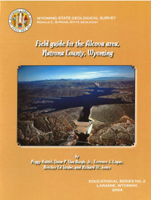 Field Guide for the Alcova Area, Natrona County, Wyoming