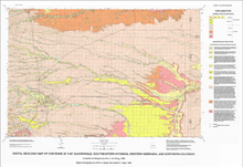 Geologic Map of the Cheyenne 30' x 60' Quadrangle, Southeastern Wyoming, Western Nebraska, and Northern Colorado