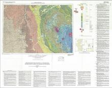 Geologic Map of the Gillette 1° x 2° Quadrangle, Northeastern Wyoming and Western South Dakota (1990)