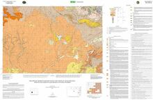 Preliminary Bedrock Geologic Map of the Farson 30' x 60' Quadrangle, Sweetwater, Sublette and Fremont Counties, Wyoming