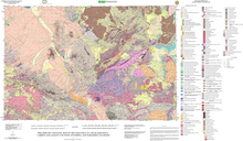 Preliminary Geologic Map of the Saratoga 30' x 60' quadrangle, Carbon and Albany Counties, Wyoming