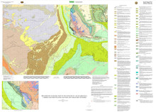 Preliminary Geologic Map of the Rawlins 30' x 60' quadrangle, Carbon and Sweetwater Counties, Southeastern Wyoming