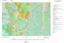 Preliminary Digital Surficial Geologic Map of the Buffalo 30' x 60' Quadrangle, Johnson and Campbell Counties, Wyoming (2000)