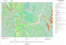 Preliminary Digital Surficial Geologic Map of the Kaycee 30' x 60' Quadrangle, Johnson and Campbell Counties, Wyoming (2000)