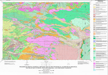 Preliminary Digital Surficial Geologic Map of the Cheyenne 30' x 60' Quadrangle, Southeastern Wyoming, Western Nebraska, and Northern Colorado (1998)