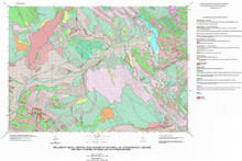 Preliminary Surficial Geologic Map of the Powell 30' x 60' Quadrangle, Big Horn and Park Counties, Wyoming