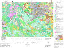 Preliminary Surficial Geologic Map of the Saratoga 30' x 60' Quadrangle, Carbon and Albany Counties, Wyoming and Northern Colorado