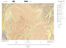 Preliminary Digital Geologic Map of the Sheridan 30' x 60' Quadrangle, Sheridan, Johnson and Campbell Counties Wyoming and Southeastern Montana