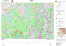 Preliminary Surficial Geologic Map of the Nowater Creek 30' x 60' Quadrangle, Washakie, Hot Springs, and Johnson Counties, Wyoming