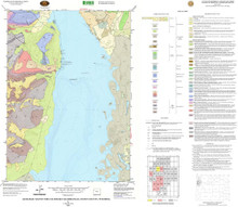 Geologic Map of the Colter Bay Quadrangle, Teton County, Wyoming