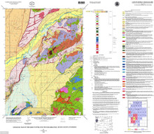 Geologic Map of the Gros Ventre Junction Quadrangle, Teton County, Wyoming (2001)