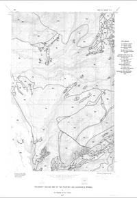 Preliminary Geologic Map of the Phantom Lake Quadrangle, Wyoming
