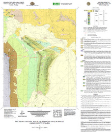 Preliminary Geologic Map of the Separation Rim Quadrangle, Wyoming (2012)