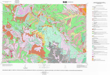 Preliminary Digital Surficial Geologic Map of the Burgess Junction 30' x 60' Quadrangle, Sheridan, Big Horn, and Johnson Counties, Wyoming