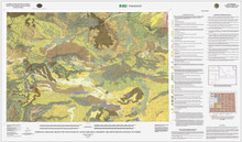 Surficial Geologic Map of the South Pass Quadrangle, Fremont and Sweetwater Counties, Wyoming