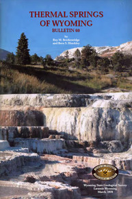 Thermal Springs of Wyoming (1978)