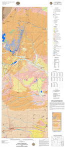 Select Geology, Oil, Gas, and Water Wells of Southeastern Wyoming