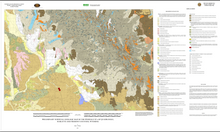Preliminary Surficial Geologic Map of the Pinedale 30' x 60' Quadrangle, Sublette and Fremont Counties, Wyoming (2009)