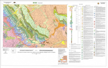 Preliminary Geologic Map of the Lander 30' x 60' Quadrangle, Fremont County, Wyoming