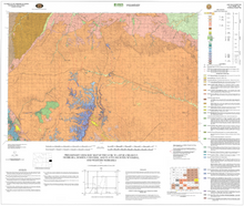 Preliminary Geologic Map of the Lusk 30' x 60' Quadrangle, Niobrara, Goshen, Converse, and Platte Counties, Wyoming, and Western Nebraska