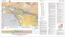 Preliminary Geologic Map of the Bairoil 30' x 60' Quadrangle, Carbon, Sweetwater, Fremont and Natrona Counites, Wyoming (2011)