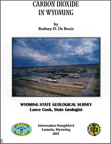 Carbon Dioxide in Wyoming (2001)