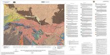 Preliminary Geologic Map of the Douglas 30' x 60' Quadrangle, Converse, and Platte Counties, Wyoming