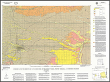 Geologic Map of the Cheyenne 30' x 60' Quadrangle, Southeastern Wyoming, Western Nebraska, and Northern Colorado (1995)