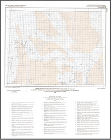 Index Map to Geologic Maps of Wyoming Included in 1980–1989 Graduate Theses and Dissertations from the University of Wyoming (1990)