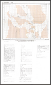 Index Map to Geologic Maps for Wyoming Included in 1950–1959 Graduate Theses from the University of Wyoming (1986)