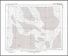 Index of Geological Survey of Wyoming Open File Reports that Contain Geologic Maps (1989)