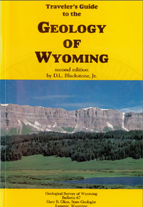 Traveler's Guide to the Geology of Wyoming (1988)