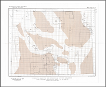 Index to Selected U.S. Geological Survey Bulletins that Contain Geologic Maps for Wyoming (1984)