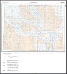 Index to U.S. Geological Survey Hydrologic Investigations Atlases (HA) in Wyoming (1983)