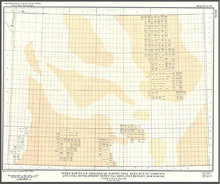 Index Map to U.S. Geological Survey Coal Resource Occurrence and Coal Development Potential Open File Reports in Wyoming (1984)