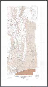 Tectonic Map of the Overthrust Belt, Western Wyoming, Southeastern Idaho and Northeastern Utah: Showing Current Oil and Gas Drilling and Development